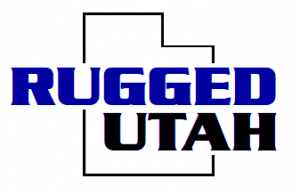Rugged Utah Logo